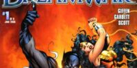 DC/Wildstorm: Dreamwar/Covers
