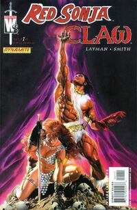 Red Sonja Claw Vol 1 1