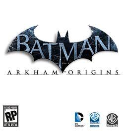 Batman Arkham Origins Reveal Logo