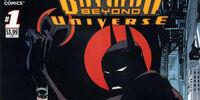 Batman Beyond Universe/Covers