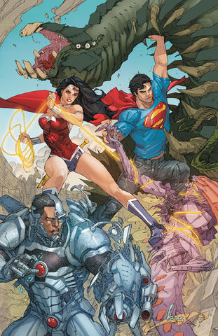 File:Superman Vol 3 16 Textless.jpg
