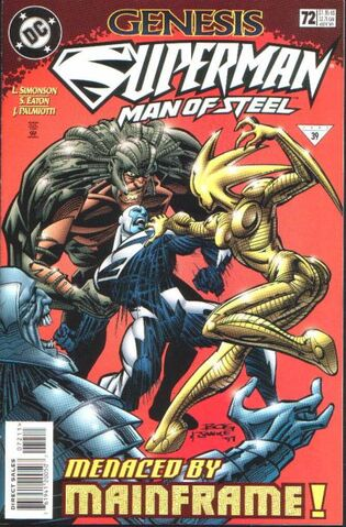 File:Superman Man of Steel Vol 1 72.jpg