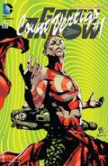 Green Arrow Vol 4 23.1 Count Vertigo