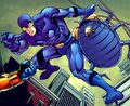 Blue Beetle Ted Kord 0024
