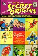 DC Universe Secret Origins Collected