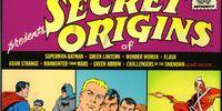 DC Universe: Secret Origins (Collected)