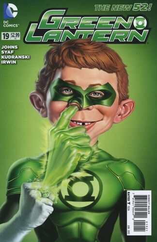 Mad Magazine Variant