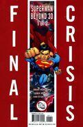 Final Crisis Superman Beyond 1A