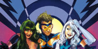 Justice League: Generation Lost/Gallery