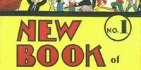 New Book of Comics/Covers