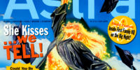 Astro City Special: Astra/Covers