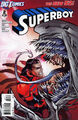 Superboy Vol 6 2 Cover
