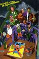 Detective Comics 484 Back Cover