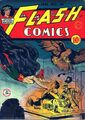 Flash Comics 25