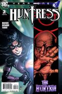 Huntress Year One Vol 1 3
