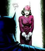Martha Wayne in Batman's mind