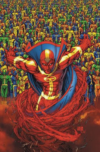 Red Tornado (New Earth) | DC Database | Fandom powered by Wikia