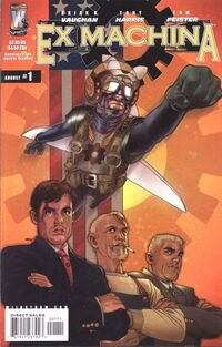 Ex Machina Vol 1 1