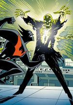 Batman Beyond villain Blight