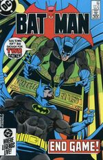 Night-Slayer impersonates Batman