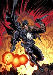 Batman Jason Todd 0001