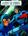 Blue Beetle Ted Kord 0087