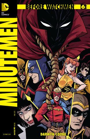 File:Before Watchmen Minutemen Vol 1 6 Variant.jpg
