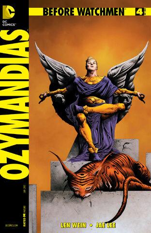 File:Before Watchmen Ozymandias Vol 1 4 Combo.jpg
