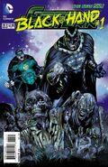 Green Lantern Vol 5 23.3 Black Hand