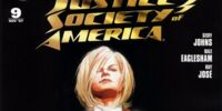 Justice Society of America Vol 3 9