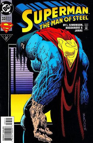File:Superman Man of Steel Vol 1 33.jpg