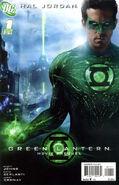 Green Lantern Movie Prequel Hal Jordan Vol 1 1