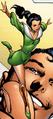 Shrinking Violet Superboy's Legion 001
