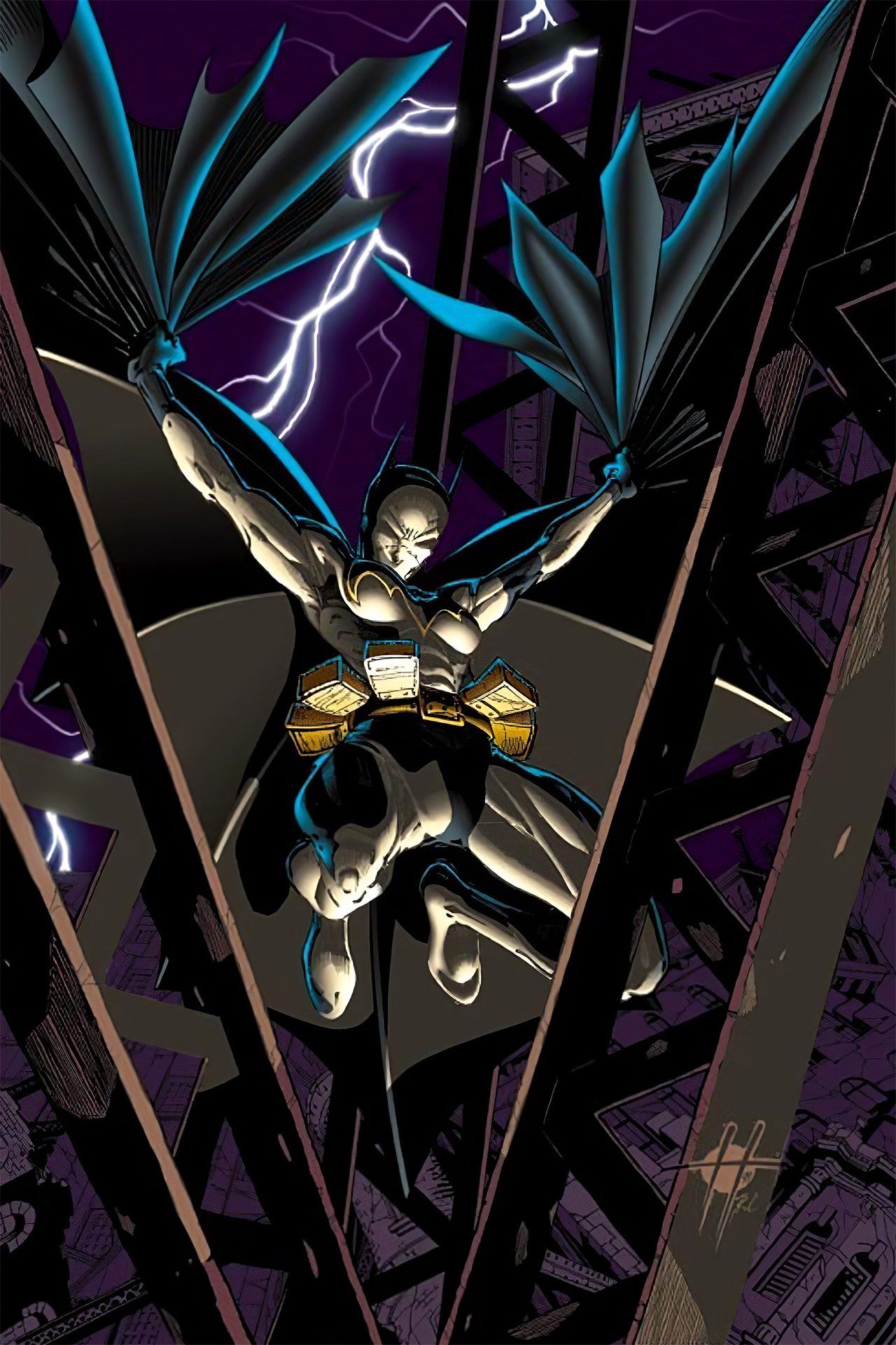 Image - Batgirl Cassandra Cain 0026.jpg | DC Database