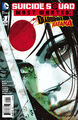 Suicide Squad Most Wanted Deadshot and Katana Vol 1 1 Katana