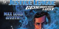 Justice League: Generation Lost Vol 1 5