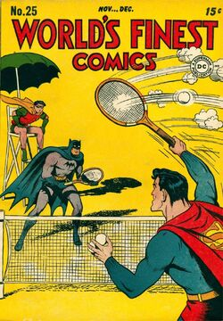 World's Finest Comics 25