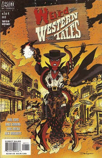 Weird Western Tales Vol 2 1