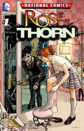 National Comics Rose and Thorn Vol 1 1