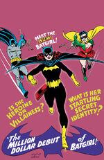 The New Batgirl - Detective Comics #359 (1967)