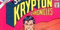 Krypton Chronicles/Covers