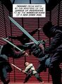 League of Assassins Batman in Bethlehem 0001