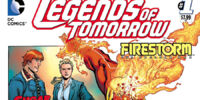 Legends of Tomorrow/Covers