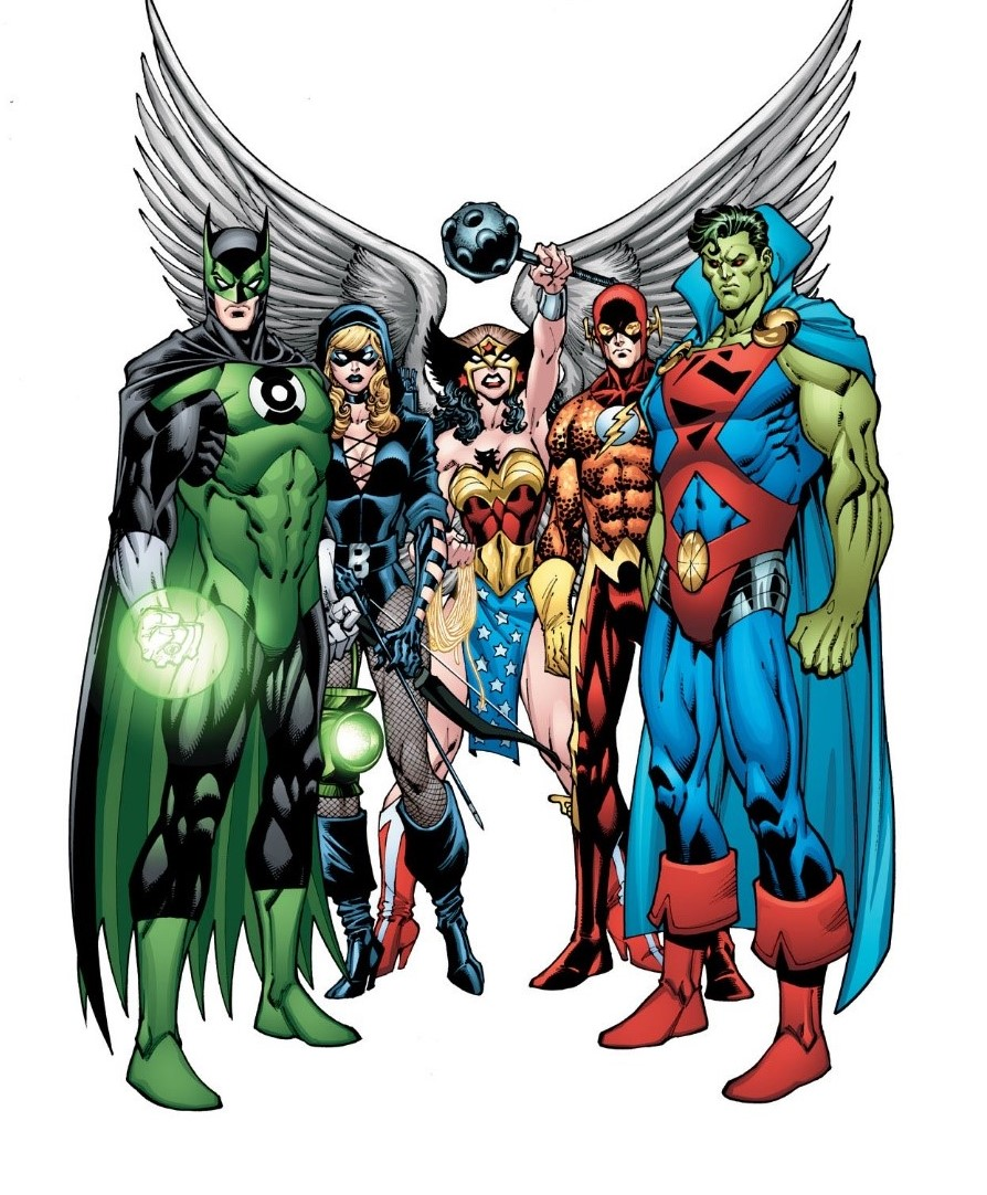 Justice Titans Earth 32 Dc Database Fandom Powered
