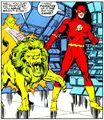 Flash Wally West 0186