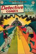 Firefly's debut in Detective Comics 184 (1952)