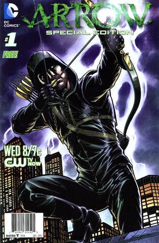 File:Arrow Special Edition Vol 1 1.jpg