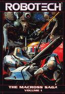 Robotech The Macross Saga Vol. 1 TP