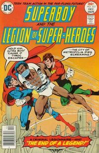 Superboy and the Legion of Super-Heroes Vol 1 222