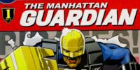 Seven Soldiers: Manhattan Guardian/Covers